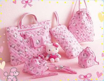 日系diy可爱包包