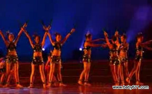 sxda童舞蹈《叮叮.咚咚》