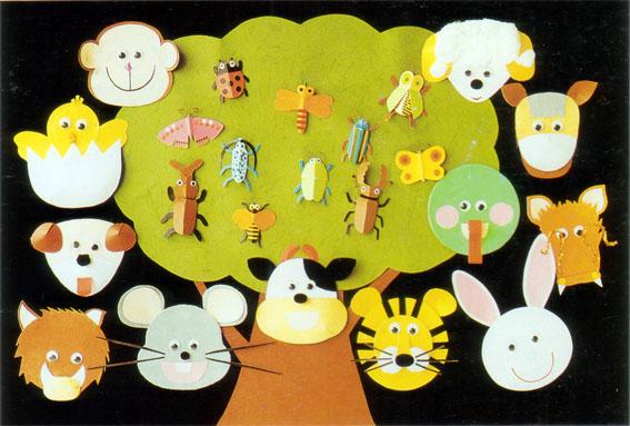 大量幼儿园环境布置照片 [4000张](7)