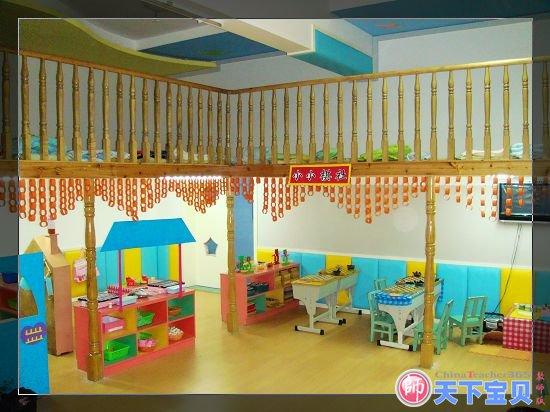 幼儿园艺术环境布置图片