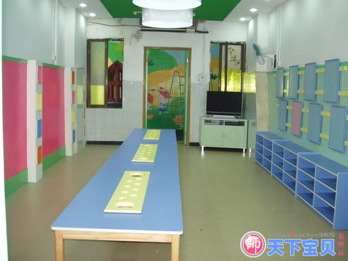 大量幼儿园环境布置照片 [4000张](60)图片