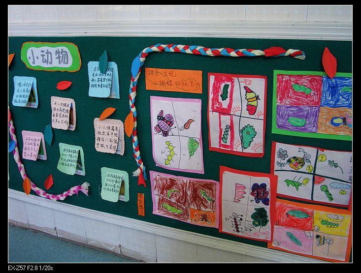 主题墙边框设计图片  小班主题墙设计边框,小班主题墙边框,幼儿园小班