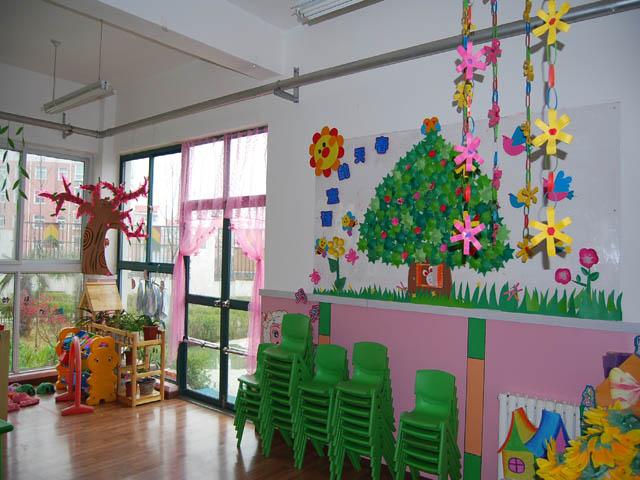 幼儿园吊饰图片:中秋