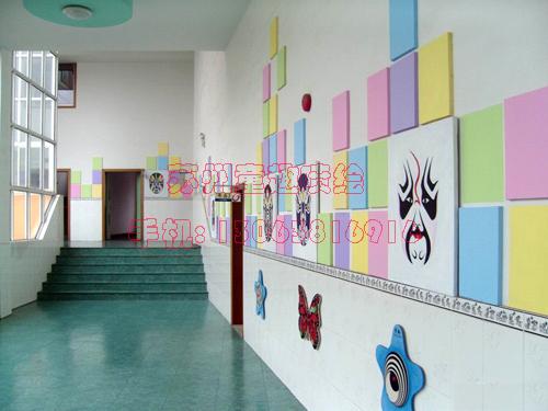 大量幼儿园环境布置照片