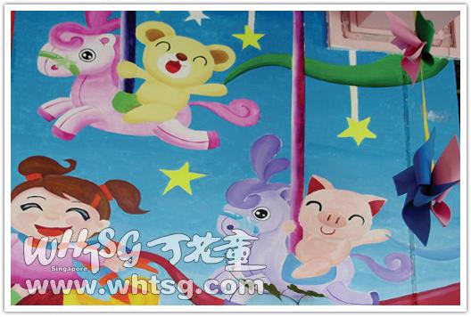 幼儿园吊饰图片:中秋 幼儿园吊饰图片:海底世界 幼儿园小班主题墙装饰