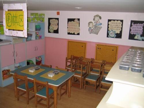 幼儿园环境布置; 幼儿作品墙;主题区域布局;自然角设置;特色围棋; 让图片