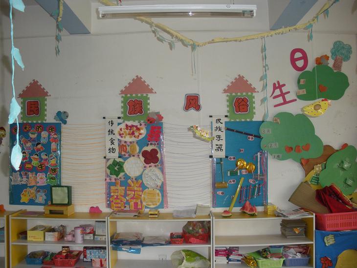 幼儿园环境布置照片 [4000张] [二](215)图片
