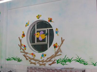 幼儿园环境布置照片 [4000张] [二](238)
