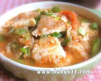 鱼片海参:茄汁青椒食谱_饮食营养宝宝怎么做烂图片