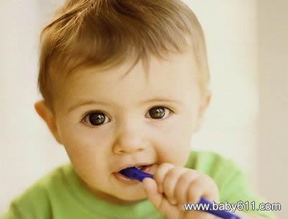 0-3岁宝宝牙齿护理大全