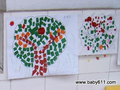 大全 幼儿园手工技能教案 幼儿手工作品展示  幼儿园六一幼儿手工美术图片