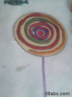 幼儿园废旧物手工制作 光盘小制作