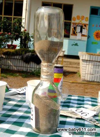 废旧物品手工制作:废旧瓶子的创意