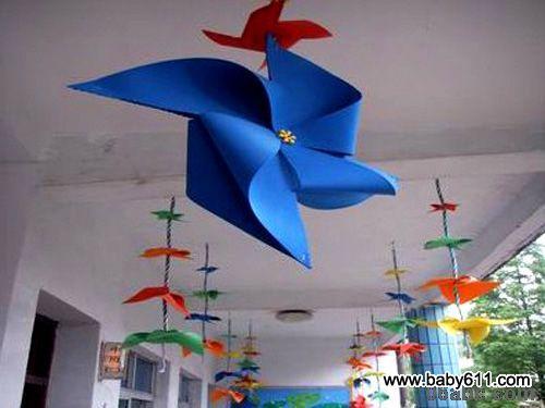 幼儿园管理 幼儿园环境布置图片