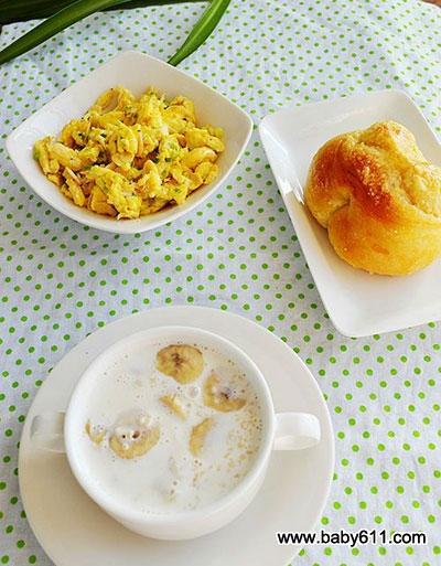 儿童早餐有哪些图片