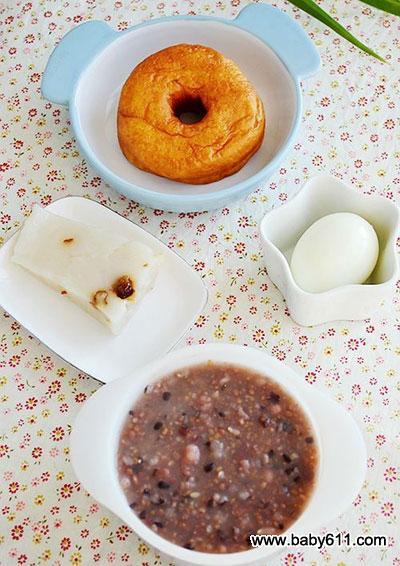 儿童花式早餐图片
