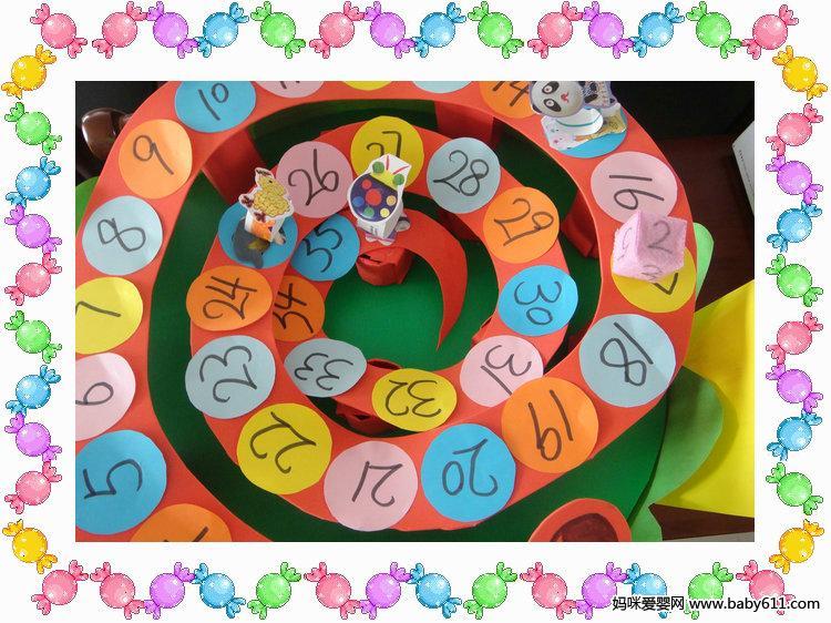 [组图] 教师制作数学教玩具(7)图片