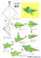 亚博yabovip1.cpm大班手工折纸活动:教你折可爱的蝗虫