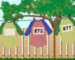 衣服数字找规律