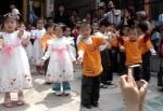 幼sxda园六一sxda童节舞蹈视频《来吧我的小猫》