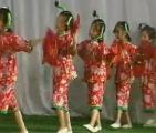 幼sxda园六一舞蹈视频《看花灯》