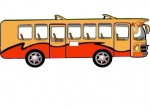 幼儿园中班社会课件——公共汽车开来了