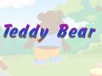 幼儿歌曲动画:teddy bear