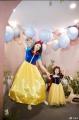 董璇女儿三岁生日派对