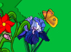 蝴蝶穿花衣