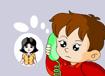 小宝宝打电话