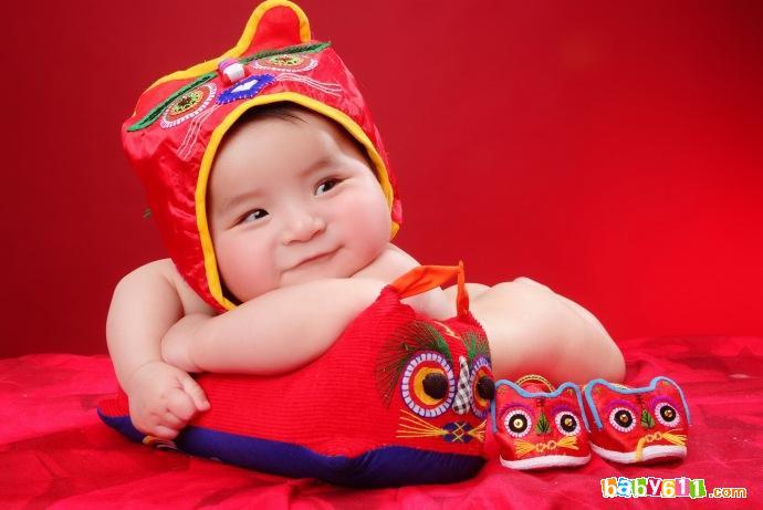 宝宝 壁纸 孩子 小孩 婴儿 690_461