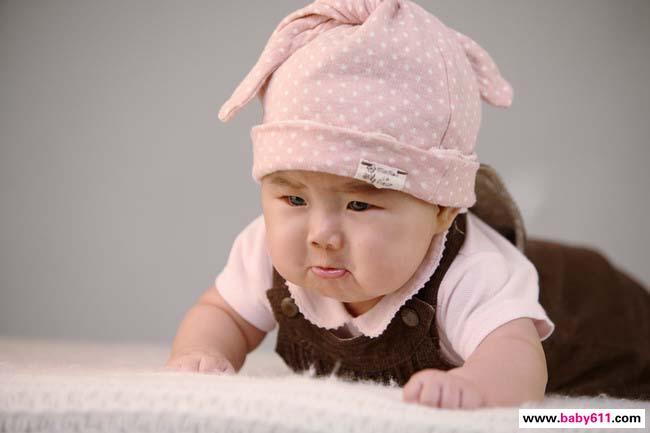 可爱宝宝照片_www.baby611.com