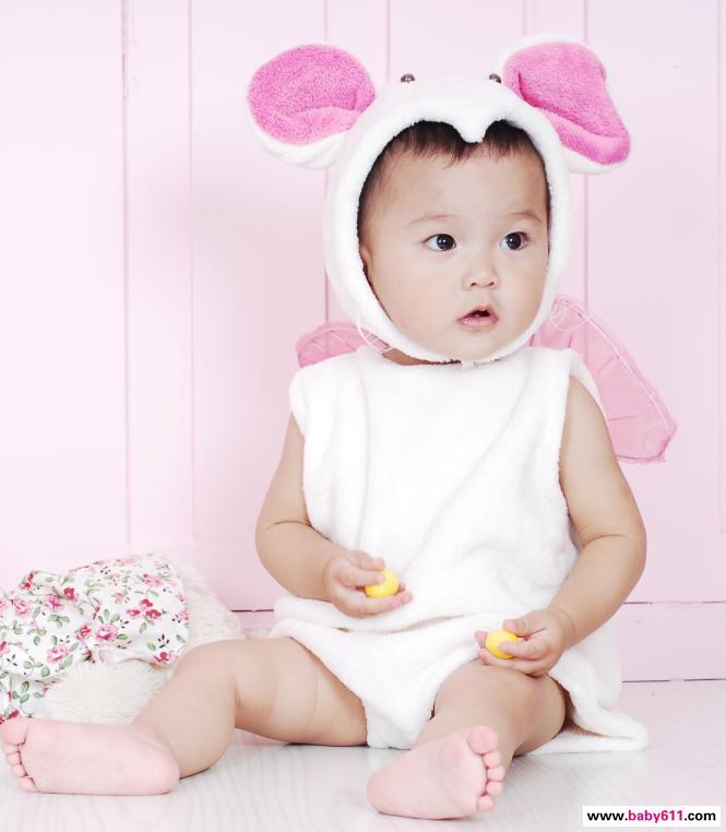 可爱小公主 - 宝宝秀