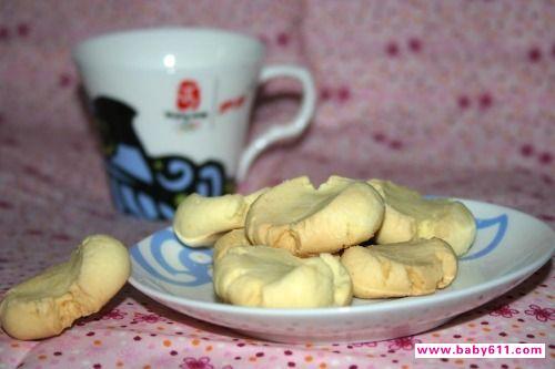 紫薯玛格丽特小饼