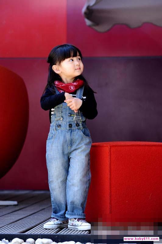 时尚小美女街拍(5) - 宝宝秀