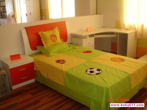 幼儿园教室布置:幼儿休息室