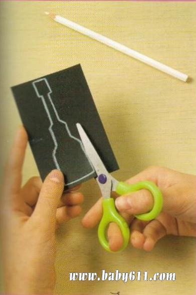 热线电话:儿童手工制作图片教程(6)