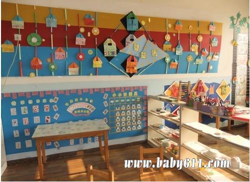 幼儿园小班益智区环境创设