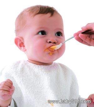各个月龄的婴儿喂养知识大全