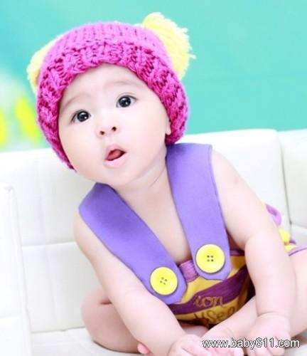 萌娃娃航小宝可爱照片(6)