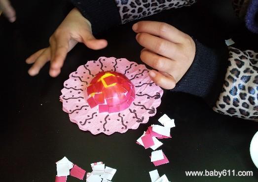 幼儿废旧小制作:帽子(7)