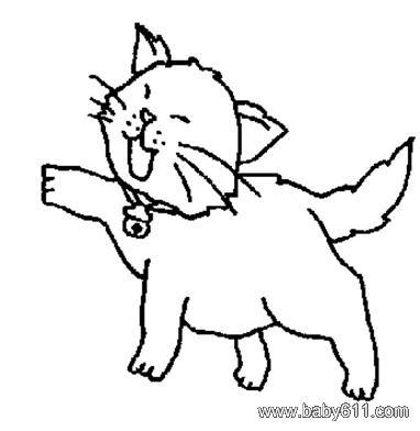 简笔画          儿童简笔画:猫         儿童简笔画:打篮球