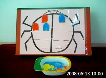 幼儿园手工制作:神奇的指南针