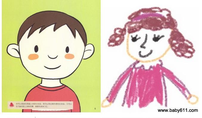 幼儿园幼儿儿童创意画(5)