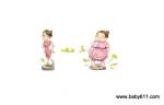 如何控制好孩子标准体重?