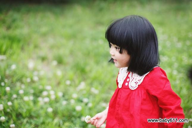 大眼睛小萝莉(5) - 宝宝照片