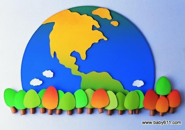 儿童剪纸作品图 儿童剪纸作品图片 儿童剪纸贴画作品