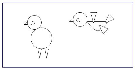幼儿园中班数学优质课--图形变变变