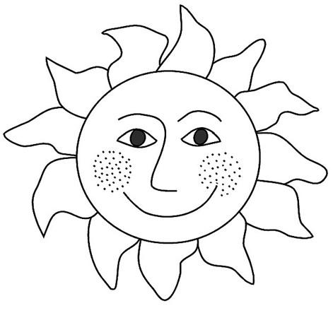 幼儿简笔画:太阳