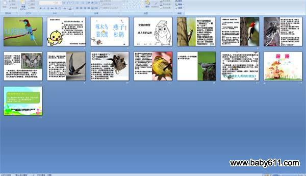幼儿园朋友v朋友鸟儿:手工是我们的课件科学小熊教案图片